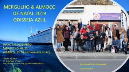 Odisseia Azul Natal 2019